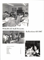 Page 7, 1968 Edition, Salina High School - Wildcat Yearbook (Salina, OK) online yearbook collection
