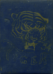 Page 1, 1954 Edition, Laverne High School - Tiger Roars Yearbook (Laverne, OK) online yearbook collection