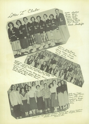 Page 14, 1954 Edition, Laverne High School - Tiger Roars Yearbook (Laverne, OK) online yearbook collection
