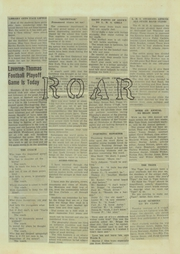 Page 3, 1954 Edition, Laverne High School - Tiger Roars Yearbook (Laverne, OK) online yearbook collection