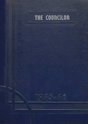 1946 Edition, Ringling High School - Blue Devil Yearbook (Ringling, OK)
