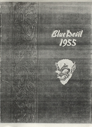 Page 1, 1955 Edition, Ringling High School - Blue Devil Yearbook (Ringling, OK) online yearbook collection