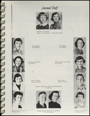 Page 13, 1955 Edition, Ringling High School - Blue Devil Yearbook (Ringling, OK) online yearbook collection