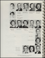 Page 14, 1955 Edition, Ringling High School - Blue Devil Yearbook (Ringling, OK) online yearbook collection