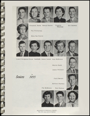 Page 15, 1955 Edition, Ringling High School - Blue Devil Yearbook (Ringling, OK) online yearbook collection