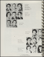 Page 16, 1955 Edition, Ringling High School - Blue Devil Yearbook (Ringling, OK) online yearbook collection