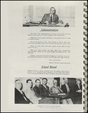 Page 8, 1955 Edition, Ringling High School - Blue Devil Yearbook (Ringling, OK) online yearbook collection