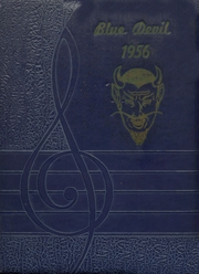 1956 Edition, Ringling High School - Blue Devil Yearbook (Ringling, OK)