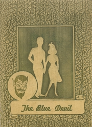 Page 1, 1957 Edition, Ringling High School - Blue Devil Yearbook (Ringling, OK) online yearbook collection