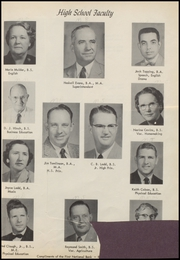 Page 13, 1957 Edition, Ringling High School - Blue Devil Yearbook (Ringling, OK) online yearbook collection
