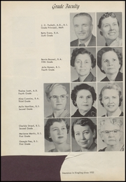 Page 14, 1957 Edition, Ringling High School - Blue Devil Yearbook (Ringling, OK) online yearbook collection