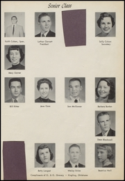 Page 17, 1957 Edition, Ringling High School - Blue Devil Yearbook (Ringling, OK) online yearbook collection