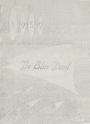 1959 Edition, Ringling High School - Blue Devil Yearbook (Ringling, OK)