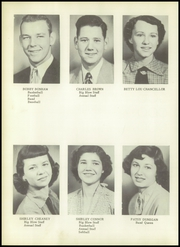 Page 10, 1952 Edition, Snyder High School - Cyclone Yearbook (Snyder, OK) online yearbook collection