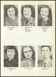 Page 11, 1952 Edition, Snyder High School - Cyclone Yearbook (Snyder, OK) online yearbook collection