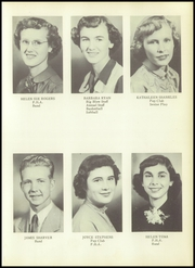 Page 13, 1952 Edition, Snyder High School - Cyclone Yearbook (Snyder, OK) online yearbook collection