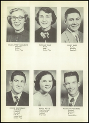 Page 14, 1952 Edition, Snyder High School - Cyclone Yearbook (Snyder, OK) online yearbook collection