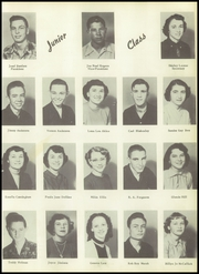 Page 15, 1952 Edition, Snyder High School - Cyclone Yearbook (Snyder, OK) online yearbook collection