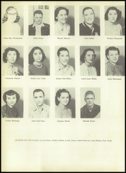 Page 16, 1952 Edition, Snyder High School - Cyclone Yearbook (Snyder, OK) online yearbook collection