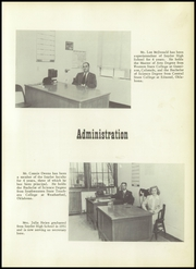 Page 7, 1952 Edition, Snyder High School - Cyclone Yearbook (Snyder, OK) online yearbook collection