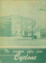 1954 Edition, Snyder High School - Cyclone Yearbook (Snyder, OK)