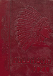 1949 Edition, Pocola High School - Pocohoma Yearbook (Pocola, OK)