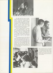 Page 10, 1975 Edition, Holland Hall High School - Eight Acres Yearbook (Tulsa, OK) online yearbook collection