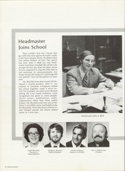 Page 14, 1975 Edition, Holland Hall High School - Eight Acres Yearbook (Tulsa, OK) online yearbook collection