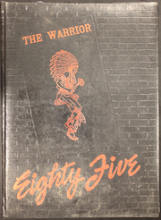 1985 Edition, Maysville High School - Warrior Yearbook (Maysville, OK)