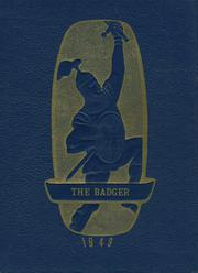 Page 1, 1949 Edition, Elmore City High School - Badger Yearbook (Elmore City, OK) online yearbook collection