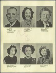 Page 10, 1949 Edition, Elmore City High School - Badger Yearbook (Elmore City, OK) online yearbook collection