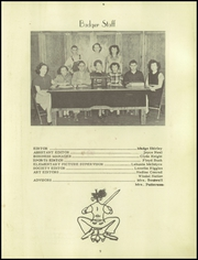 Page 13, 1949 Edition, Elmore City High School - Badger Yearbook (Elmore City, OK) online yearbook collection