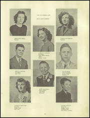 Page 15, 1949 Edition, Elmore City High School - Badger Yearbook (Elmore City, OK) online yearbook collection