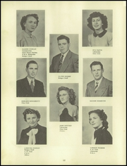 Page 16, 1949 Edition, Elmore City High School - Badger Yearbook (Elmore City, OK) online yearbook collection