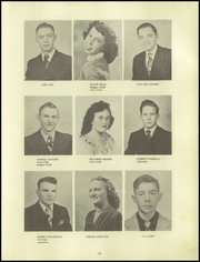 Page 17, 1949 Edition, Elmore City High School - Badger Yearbook (Elmore City, OK) online yearbook collection
