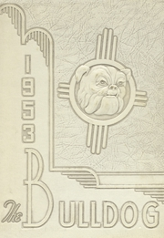 Page 1, 1953 Edition, Yale High School - Yearbook (Yale, OK) online yearbook collection