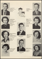 Page 14, 1953 Edition, Yale High School - Yearbook (Yale, OK) online yearbook collection