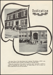 Page 9, 1953 Edition, Yale High School - Yearbook (Yale, OK) online yearbook collection