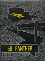 1959 Edition, Latta High School - Panther Yearbook (Ada, OK)
