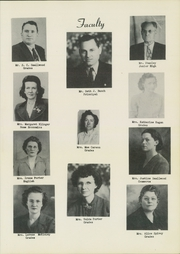 Page 11, 1946 Edition, Colcord High School - Hornet Yearbook (Colcord, OK) online yearbook collection