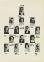 Page 13, 1946 Edition, Colcord High School - Hornet Yearbook (Colcord, OK) online yearbook collection