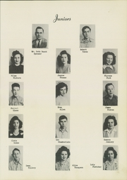 Page 17, 1946 Edition, Colcord High School - Hornet Yearbook (Colcord, OK) online yearbook collection