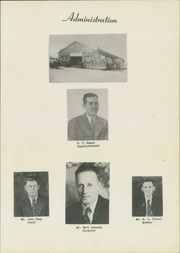 Page 9, 1946 Edition, Colcord High School - Hornet Yearbook (Colcord, OK) online yearbook collection