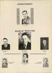 Page 11, 1949 Edition, Colcord High School - Hornet Yearbook (Colcord, OK) online yearbook collection