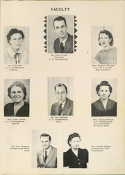 Page 13, 1949 Edition, Colcord High School - Hornet Yearbook (Colcord, OK) online yearbook collection