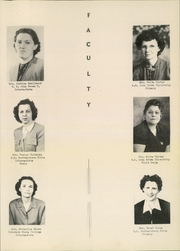 Page 15, 1949 Edition, Colcord High School - Hornet Yearbook (Colcord, OK) online yearbook collection