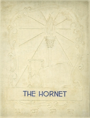 1952 Edition, Colcord High School - Hornet Yearbook (Colcord, OK)