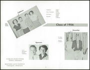 Page 12, 1956 Edition, Colcord High School - Hornet Yearbook (Colcord, OK) online yearbook collection
