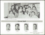 Page 7, 1956 Edition, Colcord High School - Hornet Yearbook (Colcord, OK) online yearbook collection