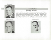 Page 9, 1956 Edition, Colcord High School - Hornet Yearbook (Colcord, OK) online yearbook collection